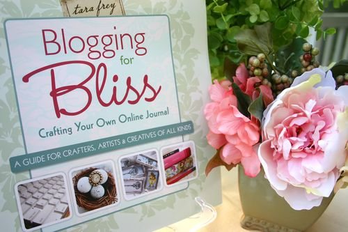 Blog blogging for bliss book