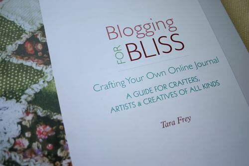 Blog blogging for bliss flap